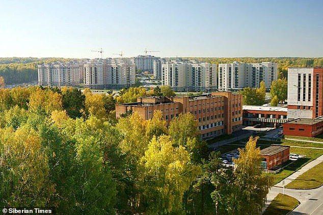 位於俄羅斯西伯利亞的「國家病毒學與生物科技研究中心」。 圖/取自西伯利亞時報