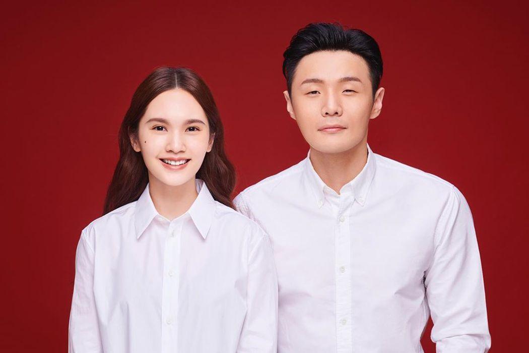 李榮浩在IG分享結婚證照。圖/擷自IG
