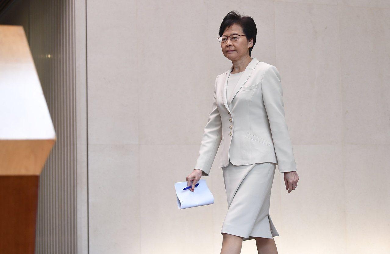 林鄭月娥:兩年任期繼續走下去 香港中國通訊社