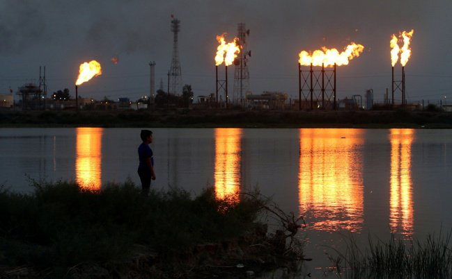 全球原油供給安全的機制遭受重創。 路透社