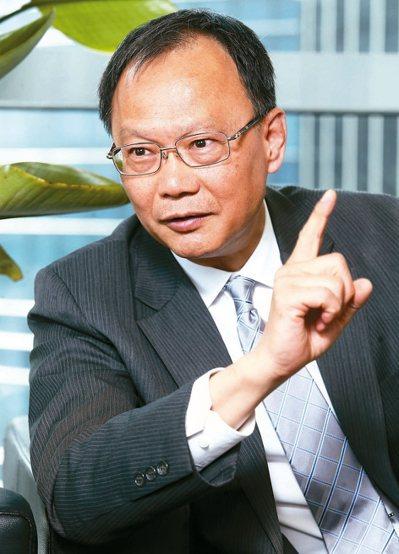 台灣默克董事長謝志宏。 圖/聯合報系資料照片