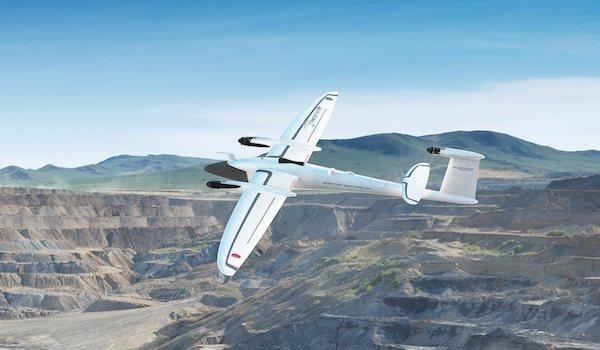 u-blox高精準度定位模組,為eVTOL無人機提供無與倫比的效能優勢。 u-b...