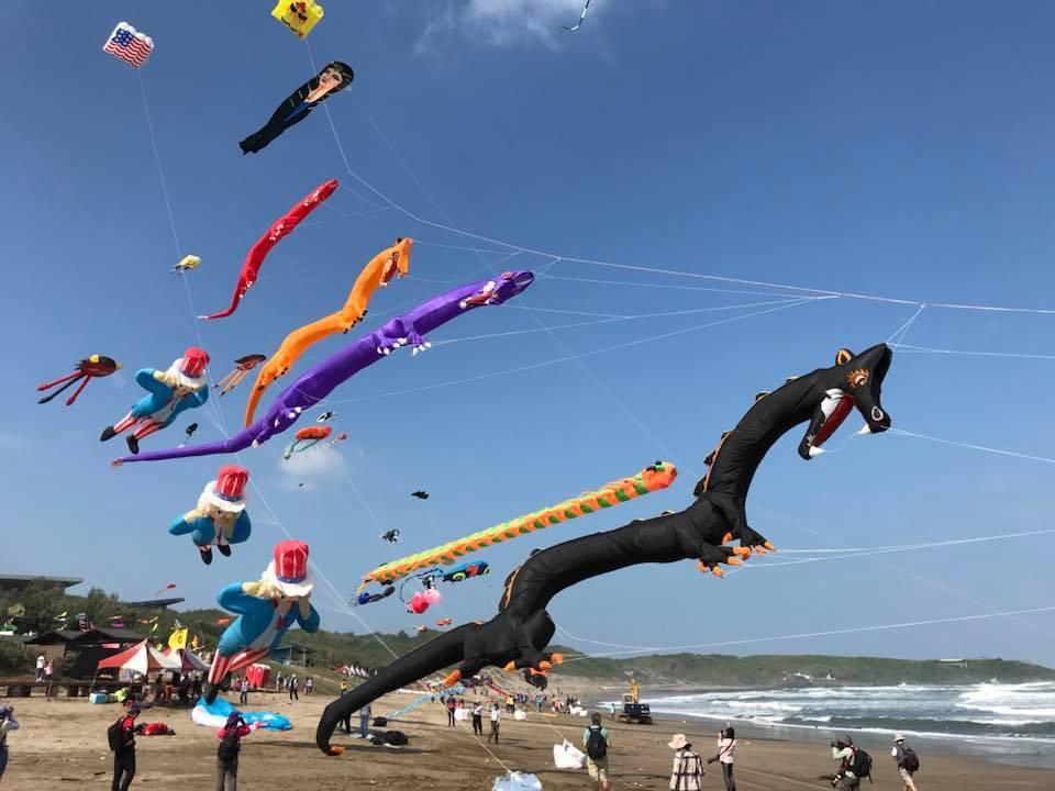 圖/新北市北海岸國際風箏節臉書粉專