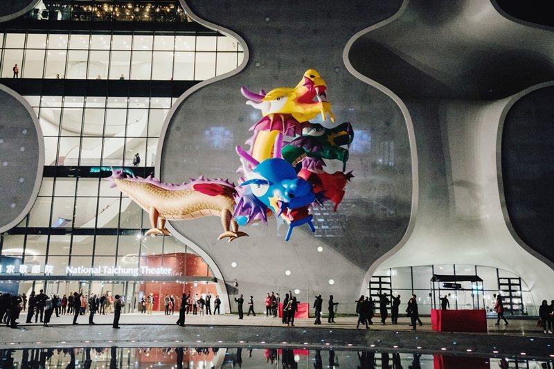 2016年,紙風車劇團在台中國家歌劇院演出。 圖/紙風車劇團提供