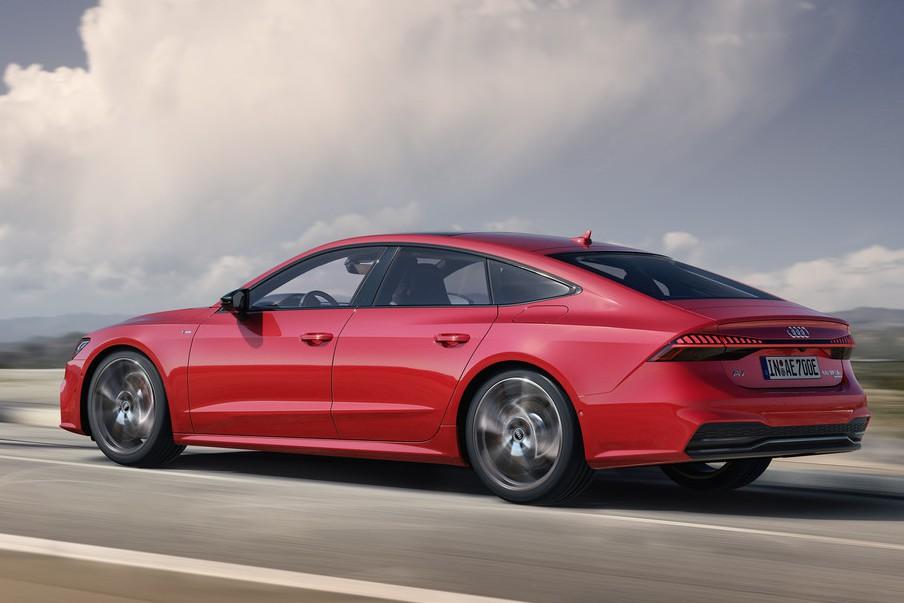 美背也可以很節能 全新Audi A7 Sportback 55 TFSI e quattro正式亮相!