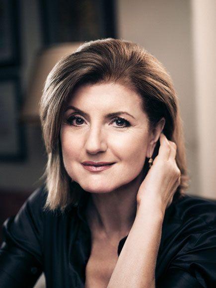 雅莉亞那靠著過人的勇氣和毅力,帶領公司從不被看好到成為媒體龍頭。圖/擷自Pint...