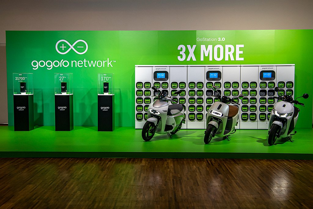 Gogoro Network發表創新的「自由省」電池服務資費方案,依照大數據即時...