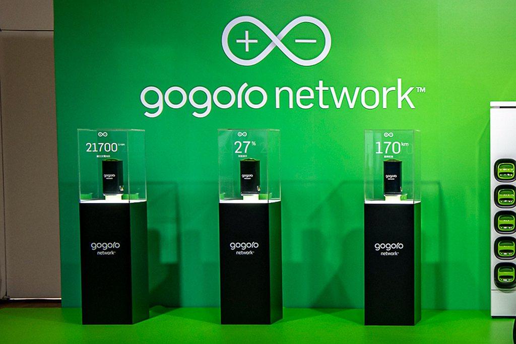 Gogoro Network新一代智慧電池已於8月份開始投入Gogoro Net...