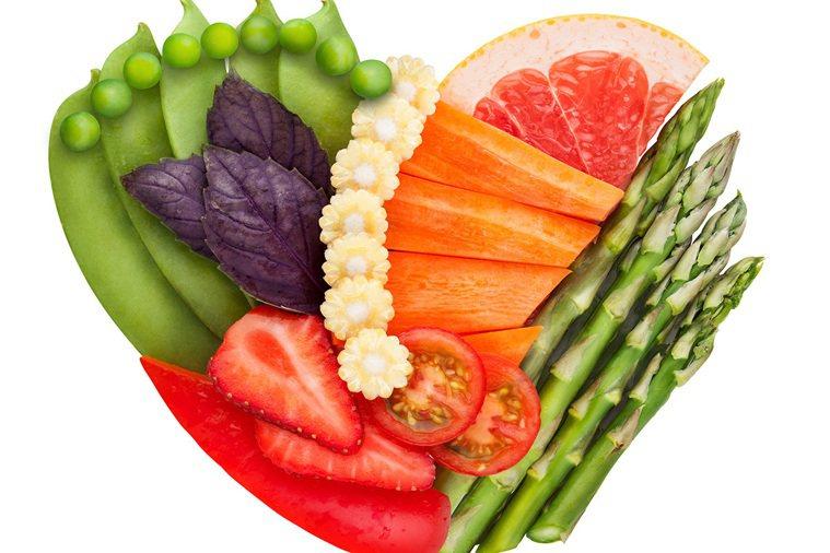 飲食改變,可以讓你的心臟更健康,降低心臟病和中風的威脅。 圖/ingimage
