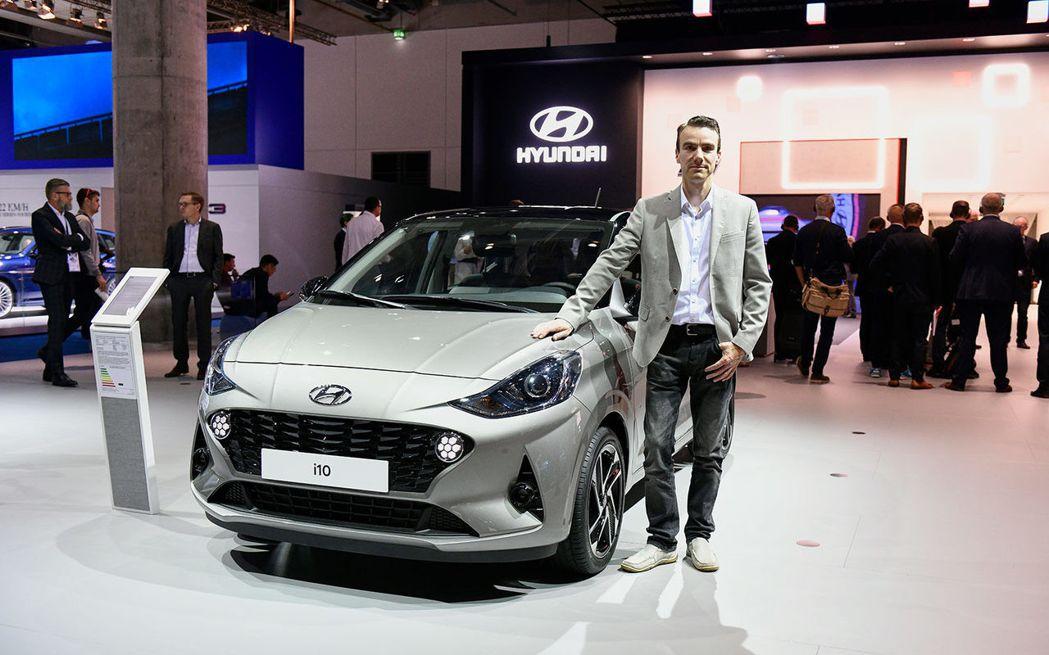 圖為第三代Hyundai i10。 摘自Hyundai