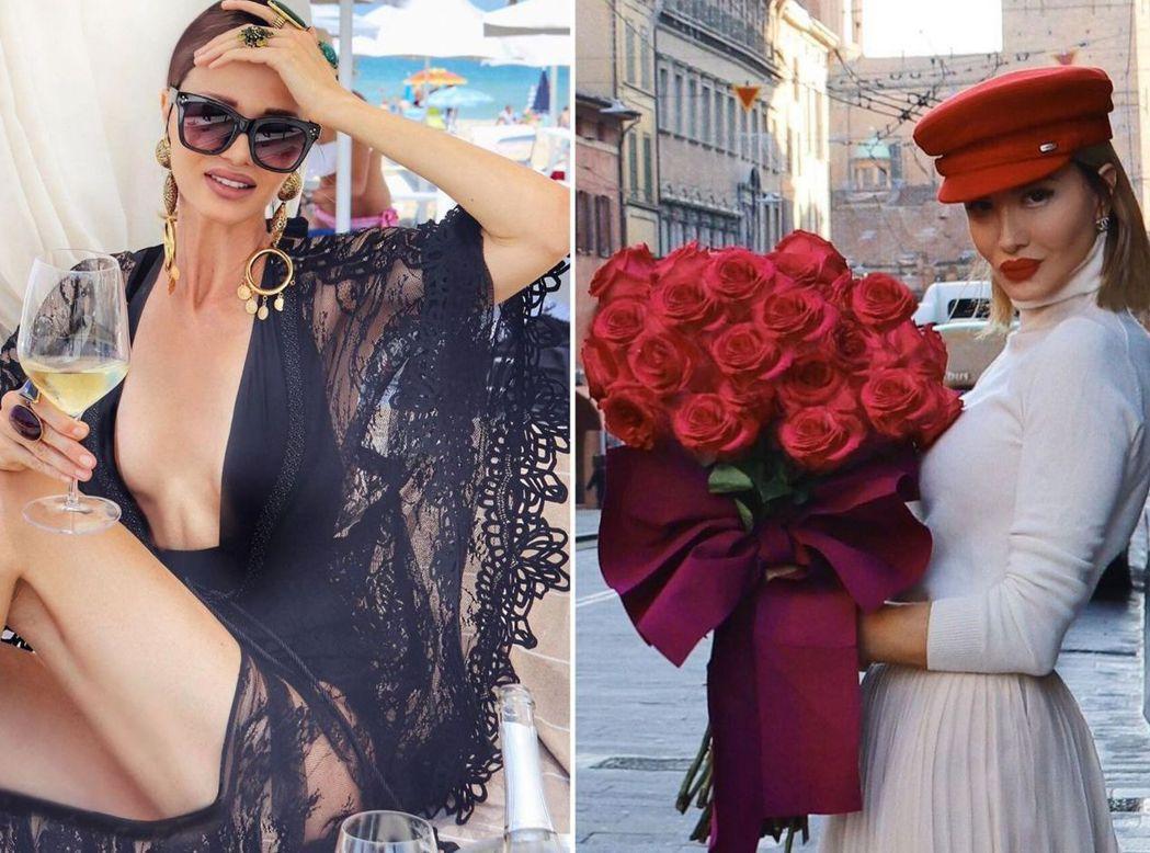 Žaklina Pisano身材火辣,加上具超強時裝觸覺,令她IG吸引超過55萬