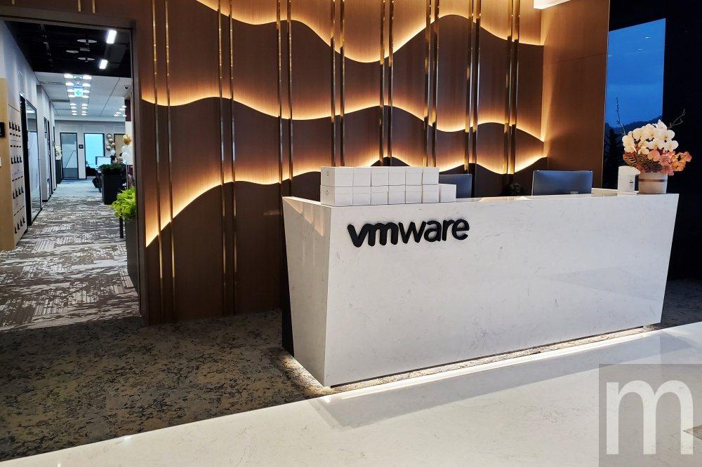 VMware正式啟用位於台北南山廣場38樓的新辦公室