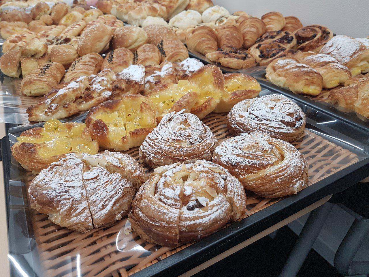 日本阪急麵包冷凍麵糰的特色是口味口感貼近手工麵包。記者何雅玲/攝