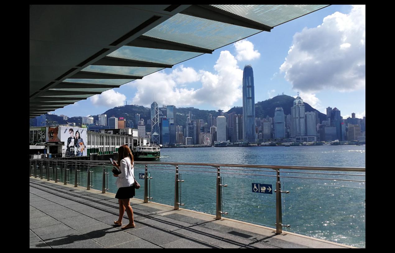 香港金融管理局周四宣布跟進美國降息一碼。(新華社)