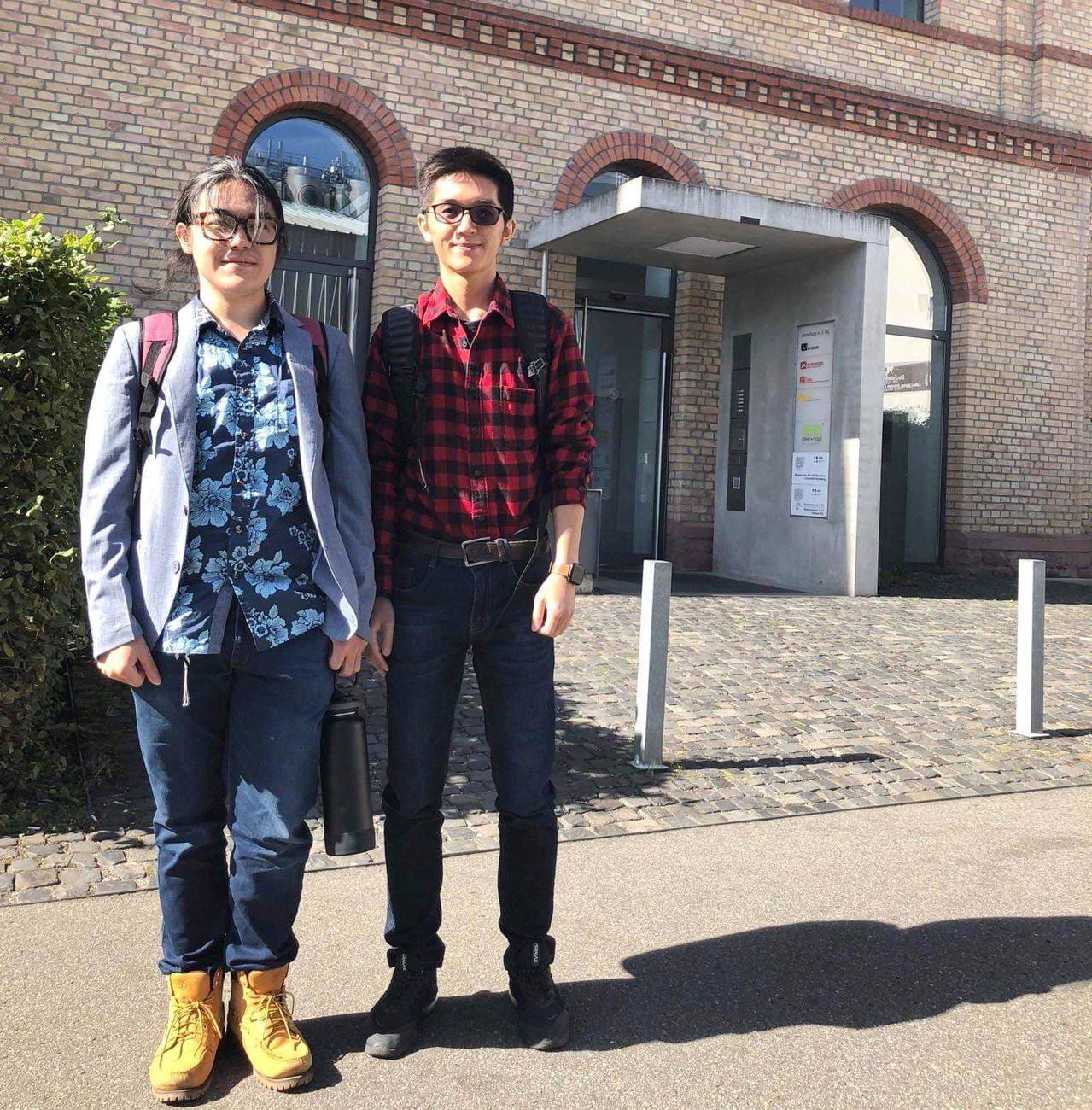 經過十年努力,台灣終於送出第一批德國海德堡大學雙聯學位留學生。來自陽明大學生醫光...
