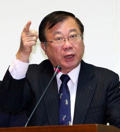 台大教授、農委會前主委陳保基。 圖/聯合報系資料照片