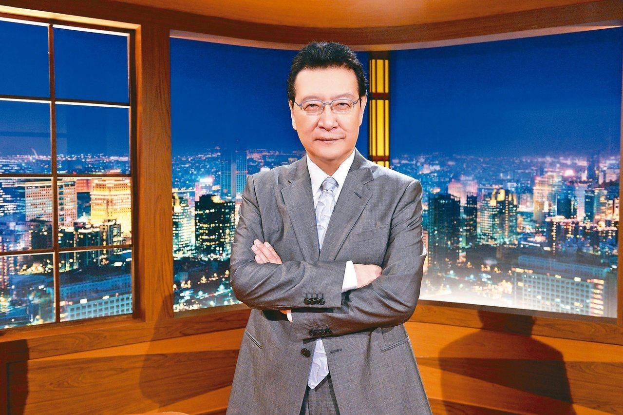 資深媒體人趙少康。圖/TVBS提供