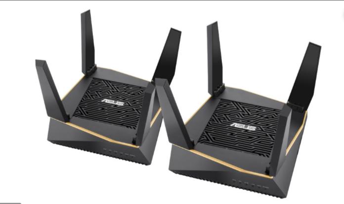 WiFi 6時代正式來臨,包括智慧型手機、家用基地台等終端裝置所引發的換機商機,激勵「WiFi 6概念股」將成為市場新寵。圖為華碩推出的全球首款WiFi 6網通產品。圖/華碩提供