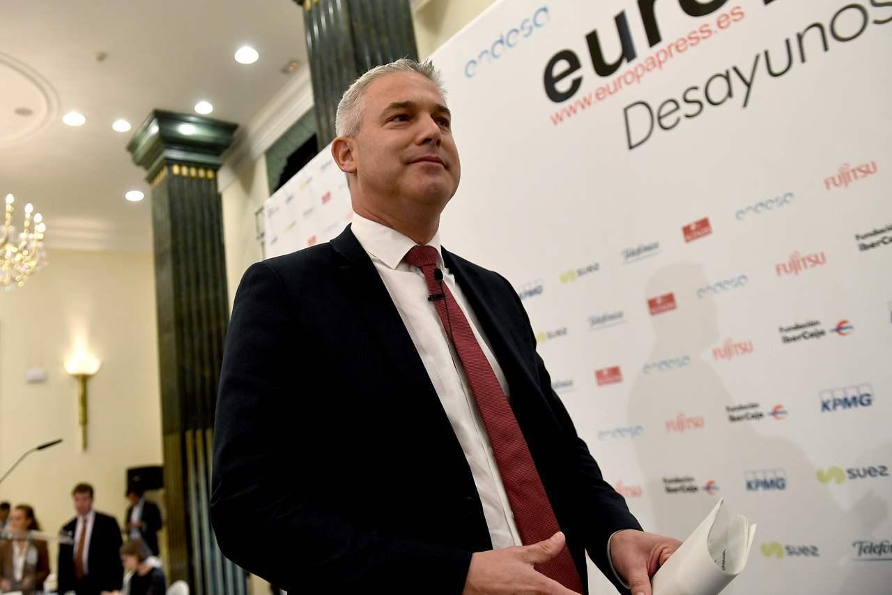 英國脫歐大臣巴克萊20日將與歐盟脫歐談判首席代表會晤。法新社