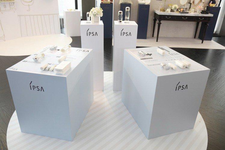 趁著周年慶,跟著IPSA一起肌膚歸0,讓肌膚新生吧!圖/IPSA提供