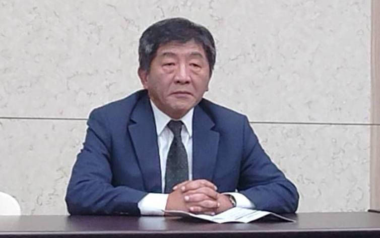 衛福部長陳時中表示,韓國瑜的長照政見財務規劃沒想清楚。記者陳婕翎/攝影