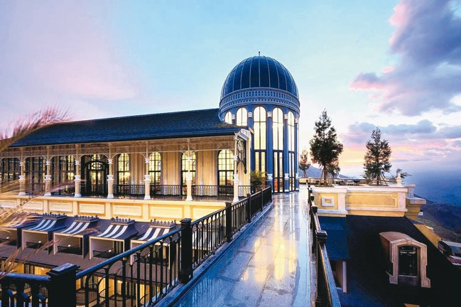 位於沙壩Sapa的美憬閣索菲特穹頂飯店(Hotel De La Coupole ...