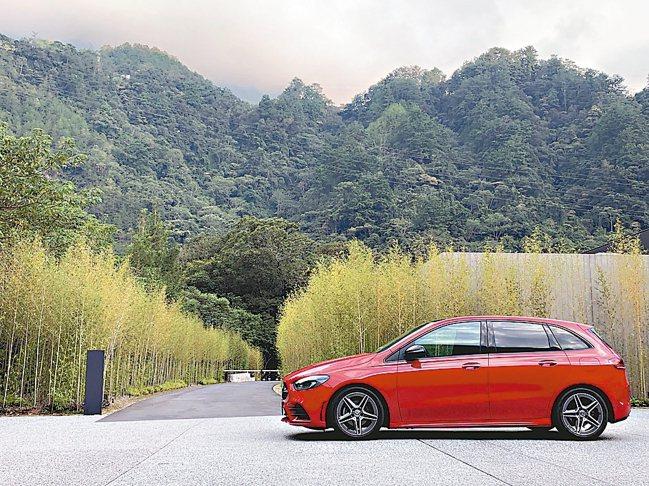 頂級脫俗的氛圍,讓許多豪華車品牌想與虹夕諾雅 谷關連結。圖為The new Me...