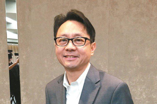 彩晶董事長焦佑麒。 報系資料照