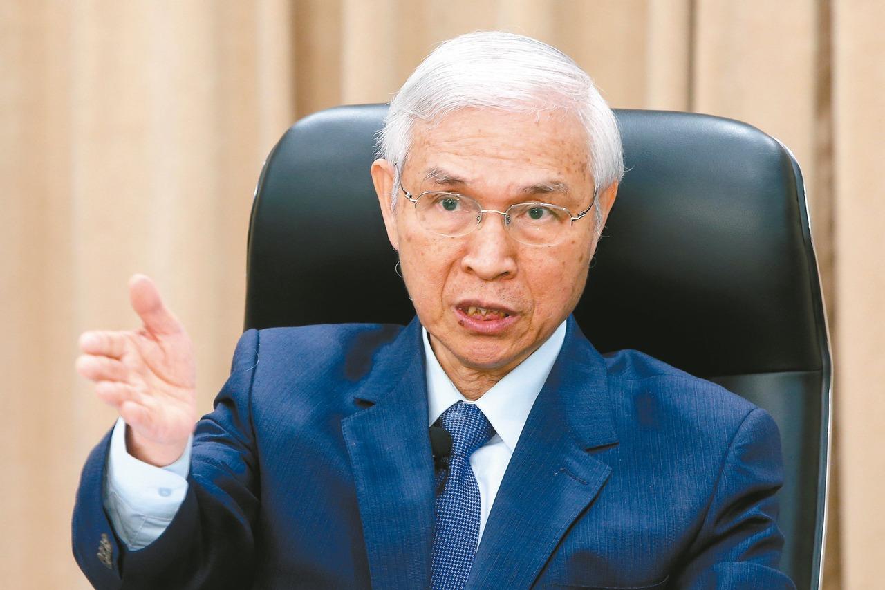 央行總裁楊金龍