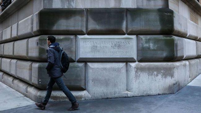 Fed的尊嚴本周遭到重創。12個地區聯邦準備銀行之中,實力最強的紐約聯準銀行展現...