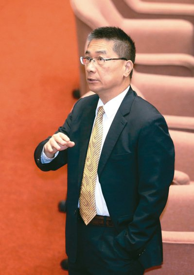 內政部長徐國勇(見圖)說高雄治安是重中之重。 記者曾吉松/攝影、記者林保光/翻攝