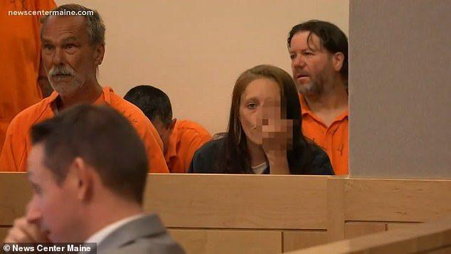 美國一名33歲母親被控訴塗抹海洛因在1歲女兒牙齦,將其至死。圖擷自Mail Online