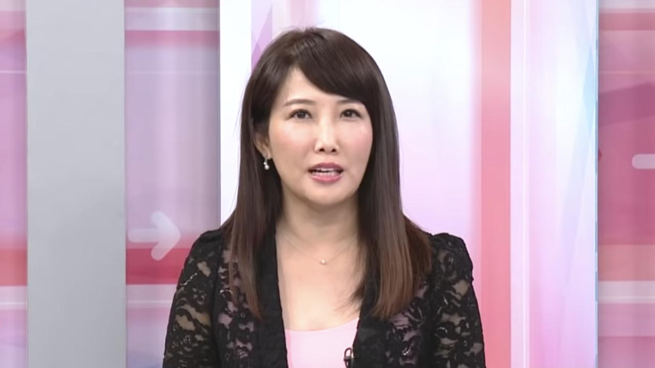 永齡基金會副執行長蔡沁瑜親上火線回應連署文件。圖片來源/Youtube