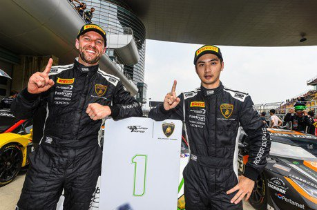 2019 Lamborghini Super Trofeo Asia 亞洲挑戰賽第五站上海站 陳意凡再奪本季第六座金盃!