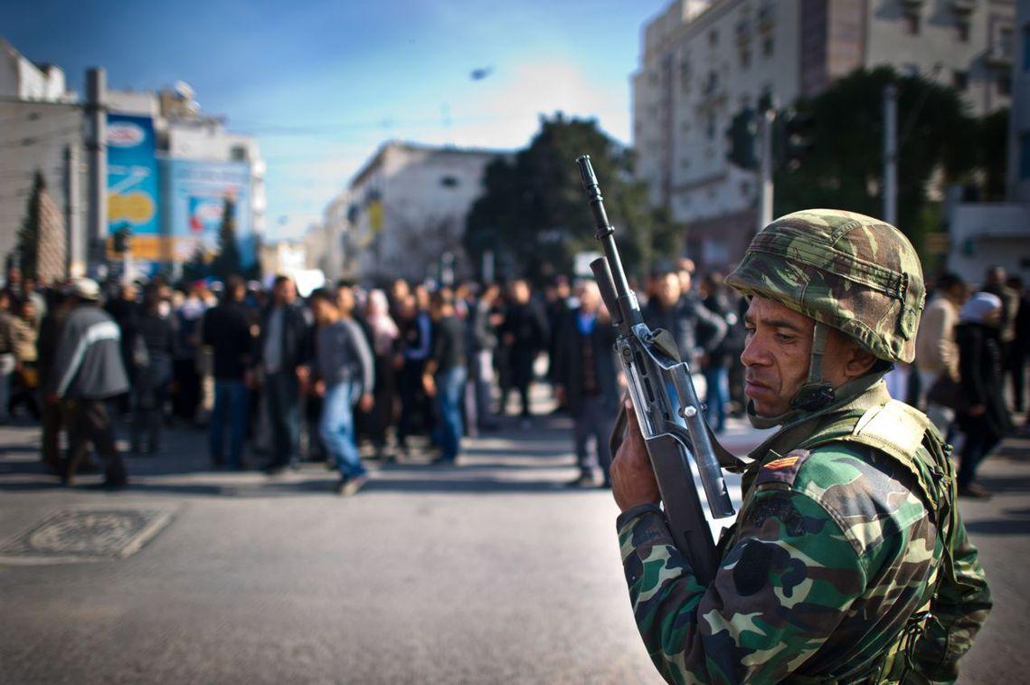 突尼西亞政府表示,儘管本阿里死前有多項重罪在身,但無論如何都還是突尼西亞人、是本...