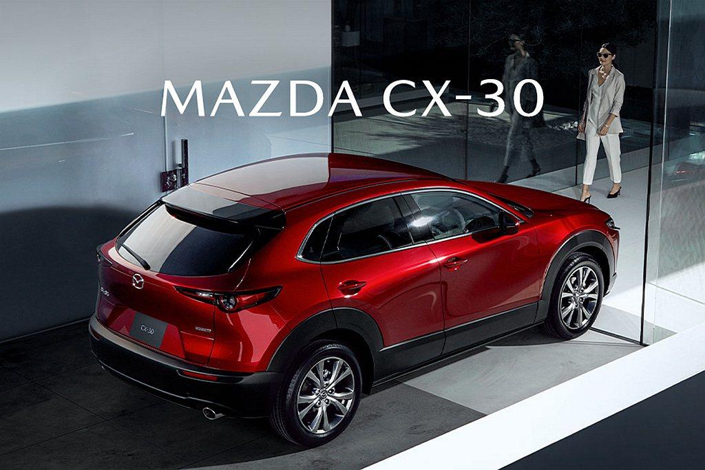 日本當地在9月20日展開Mazda CX-30預售作業,基礎車型售價竟然比新Ma...