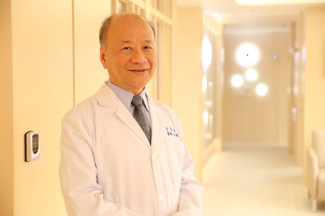 華育生殖醫學中心院長徐明義是國內AI生殖醫學實驗的關鍵角色。 業者/提供