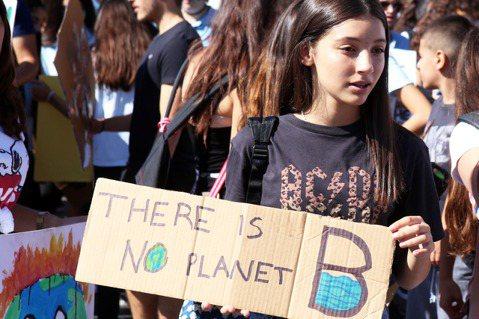 20日,為了呼籲重視氣候變遷危機,在下周即將登場的「聯合國氣候行動高峰會」前,世...