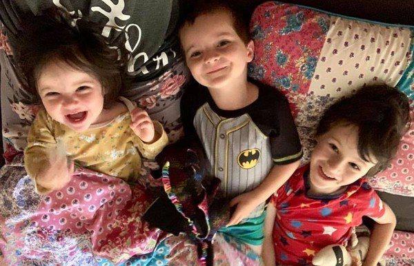 卡特莫爾和妻子艾瑪(Emma Cattermole)結婚4年,二人育有3個子女。...