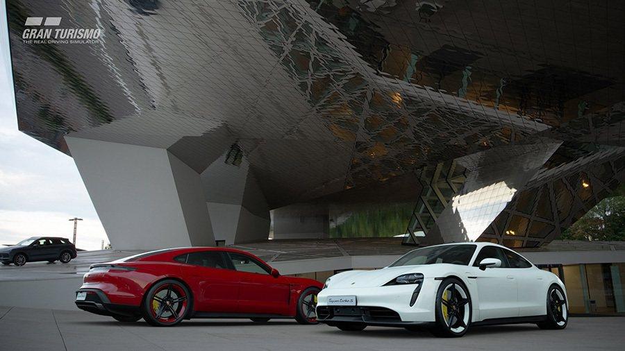 Gran Turismo提供