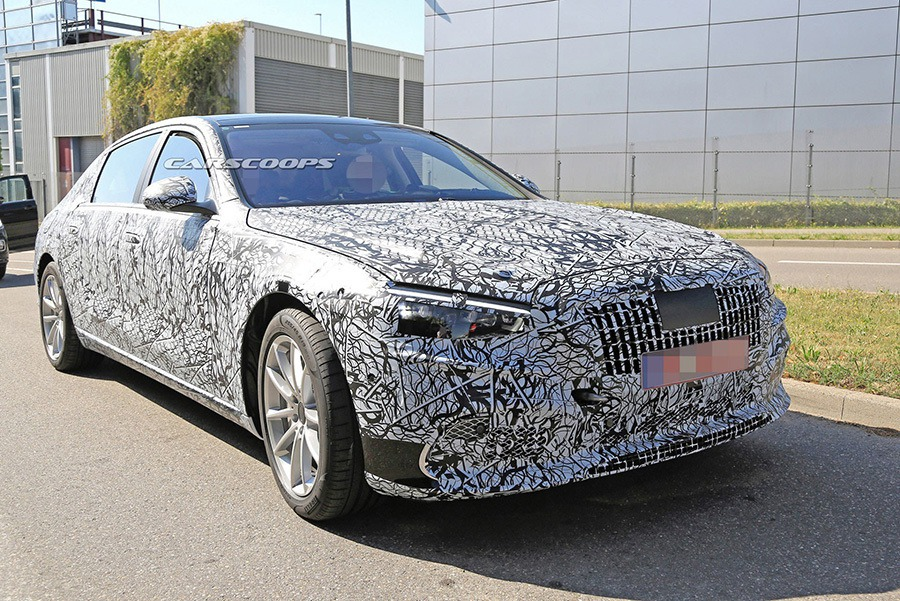 新世代Mercedes-Benz S-Class將搭載Level 3自動駕駛技術!