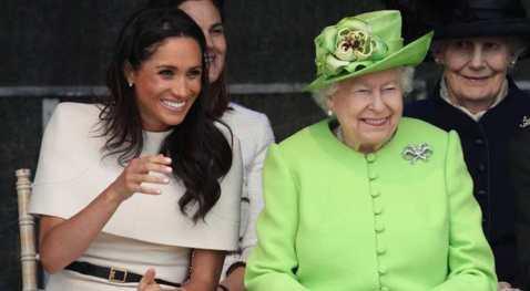 英國哈利王子的妻子梅根雖然是各方矚目焦點、當紅話題人物,卻飽受歐美八卦雜誌的攻擊。美國「國家詢問報」最新一期以封面報導梅根被前皇室保母控訴是「怪物」,指她專斷、獨裁、控制狂,而且造成皇室親友之間的感...