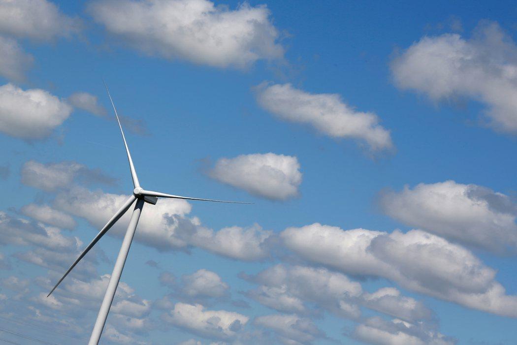 再生能源。  路透