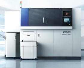 Epson 乾式再生製紙機-辦公室循環用紙未來式,將首度登台展出。 圖/Epso...