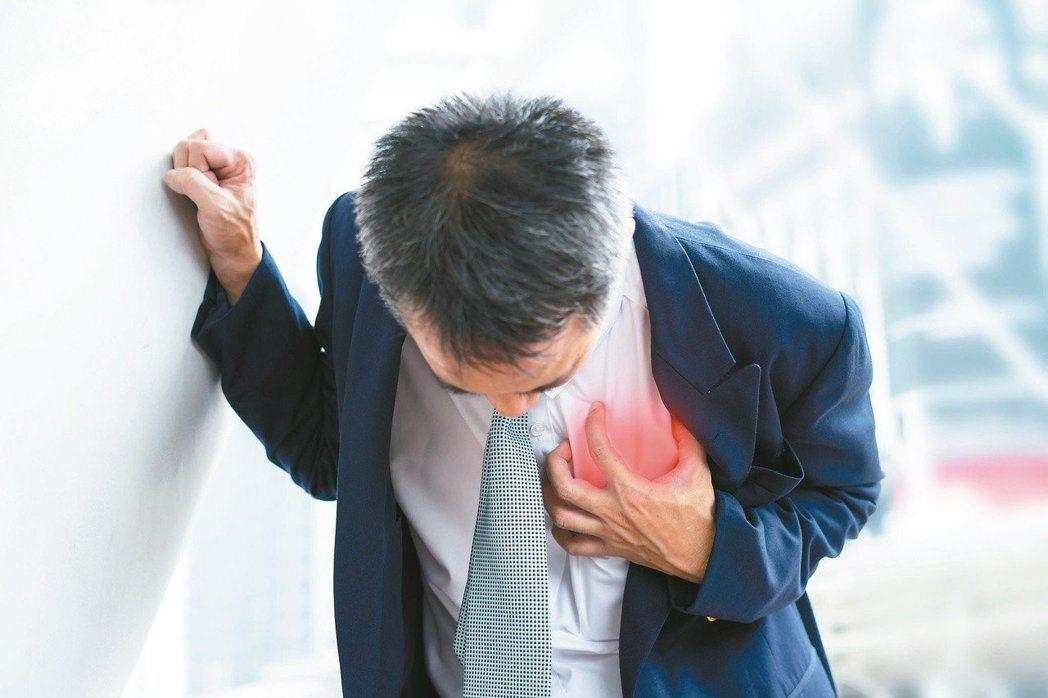 醫師表示,近年來心臟衰竭人數逐漸增加,常引發高住院率及高死亡率,5年內死亡率逼近...