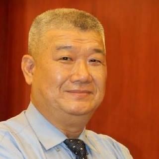 台灣競爭力論壇執行長謝明輝。取自臉書
