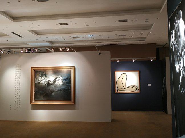 香港蘇富比將於10月5日舉行現代藝術晚拍,常玉人生終極鉅作、傳世最大尺幅裸女油畫...