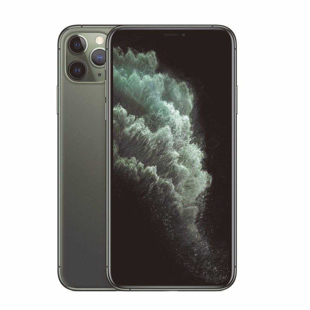 蘋果新手機開賣首日, 燦坤表示銷售情況踴躍有兩位數成長,最受歡迎的顏色為夜幕綠色...