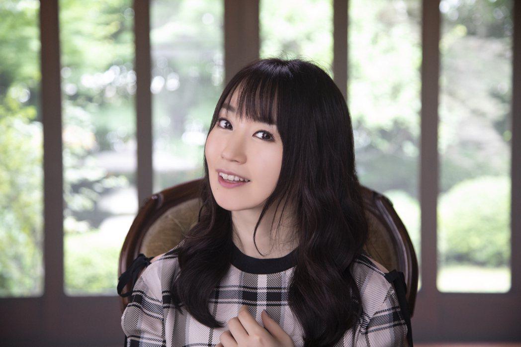 日本「聲優天后」水樹奈奈透過Apple Music,美聲唱向全世界!圖/Appl