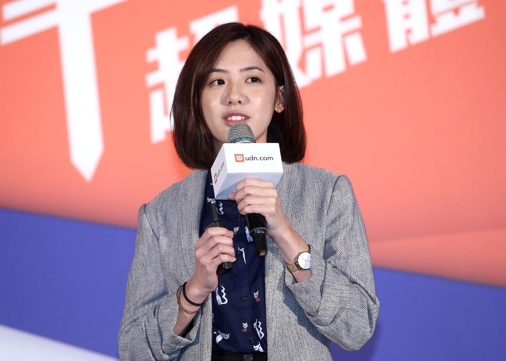 「學姐」黃瀞瑩。圖/聯合報系資料照片